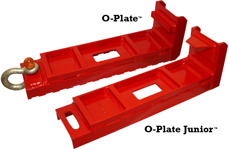 Rescue 42 makes the O-Plate™ and O-Plate Junior™
