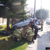 Vehicle Accident CA