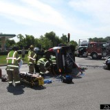 Two Vehicle Accident