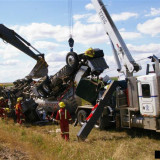 Huge Semi Rescue
