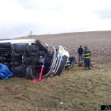 Tractor Trailer Crash