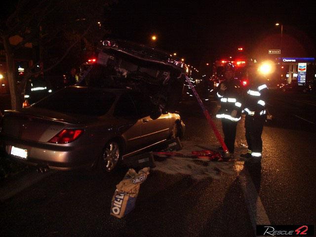 Menlo Park Car Accident