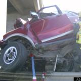 Bridge Post Accident