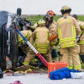 Rollover Crash in Palm Bay