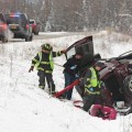 Single Vehicle Rollover
