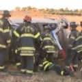 Driver Extricated
