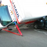 U-Haul Vehicle Collision