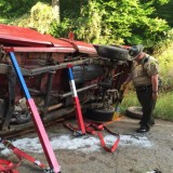 Wreck With Entrapment