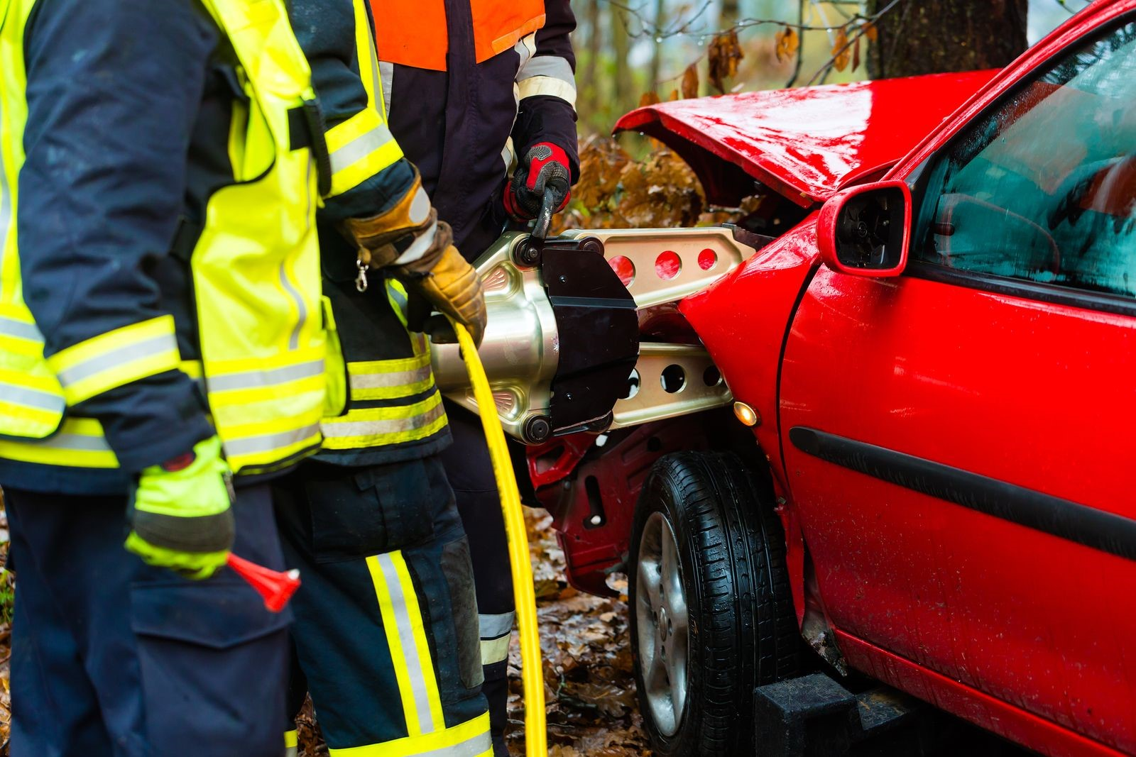 Adult Obesity in U.S. Makes Vehicle Extrication After Accidents Tough