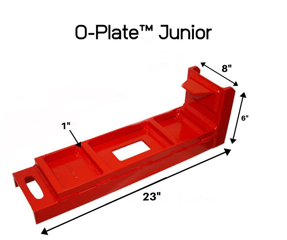 Rescue 42 O-Plate™ Junior